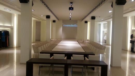 milano prezentacija cosmobella