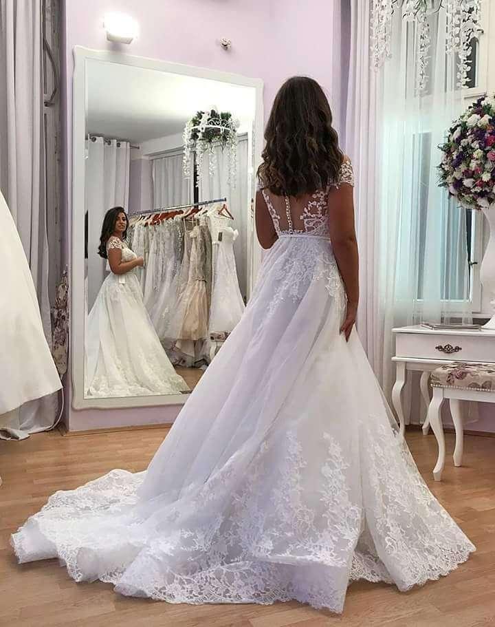venčanice u stilu princeze