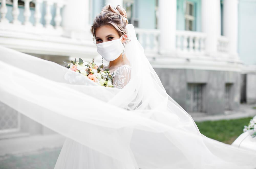 venčanja u doba korone Salon venčanica Dar 1