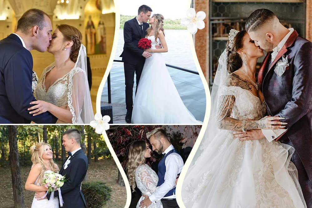 Mala venčanja sa 30 zvanica