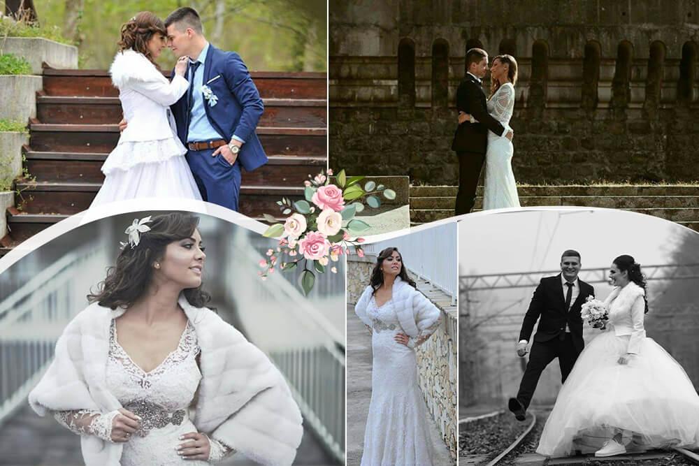 Venčanice za zimska venčanja