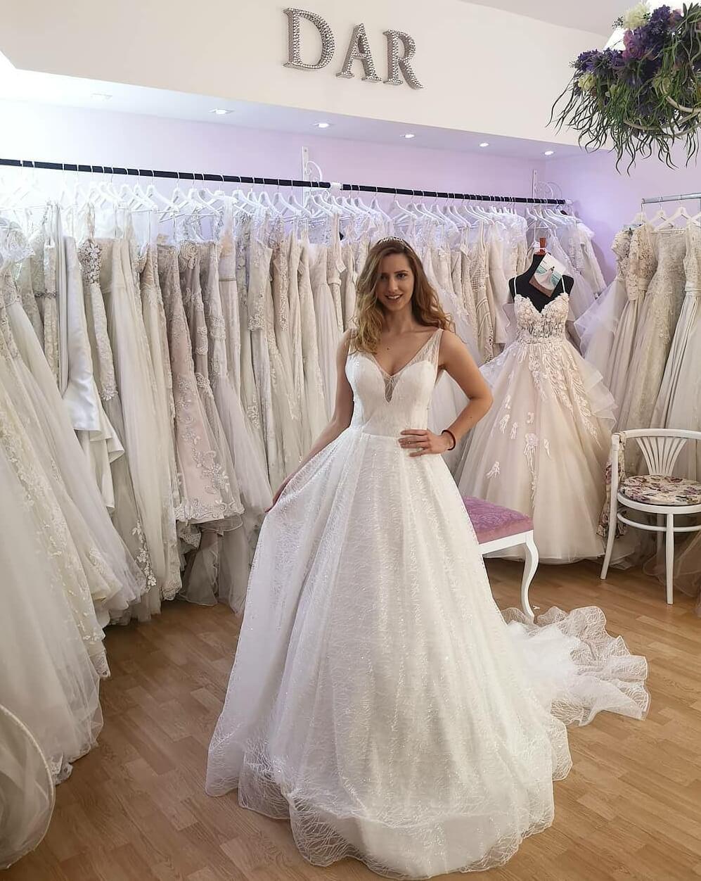 Haljine venčanice