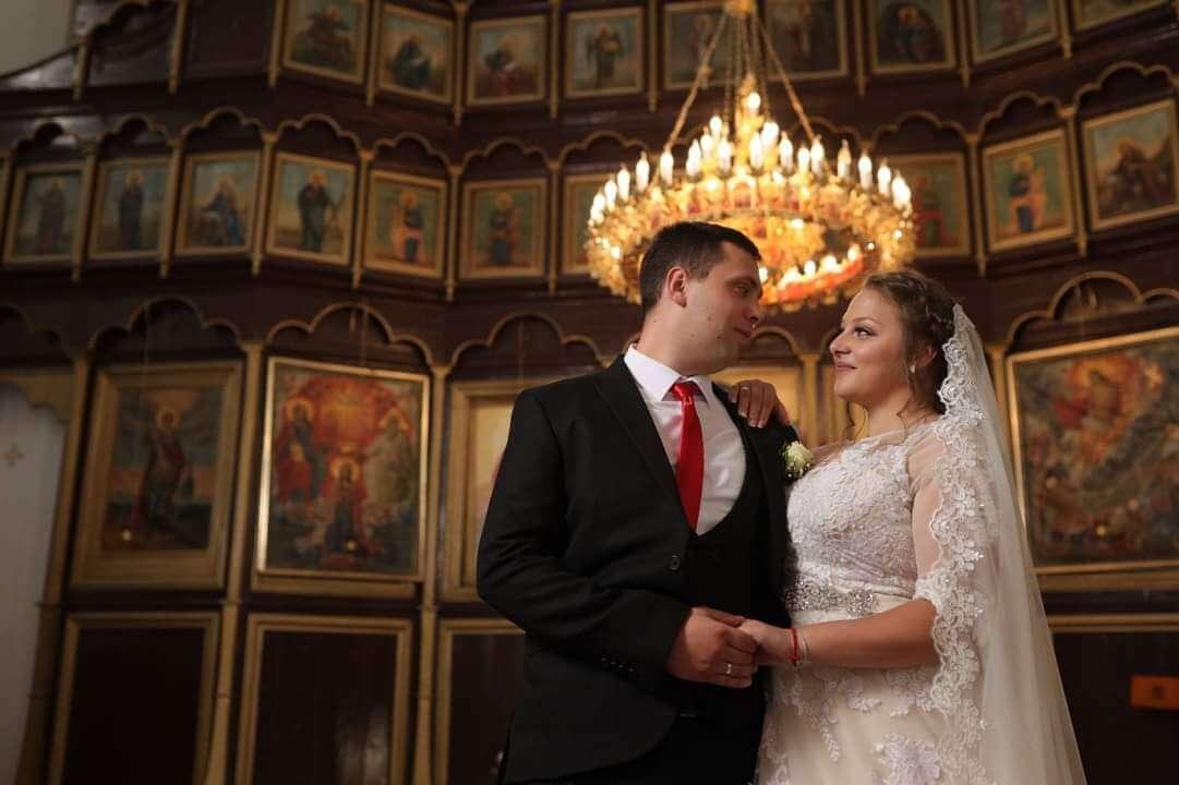 Venčanice za venčanje u crkvi