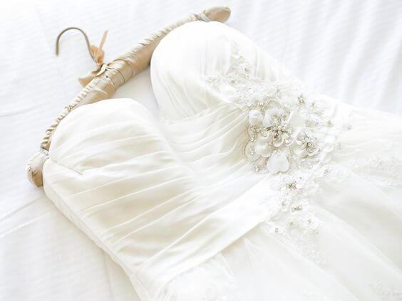 Greške pri čuvanju venčanice